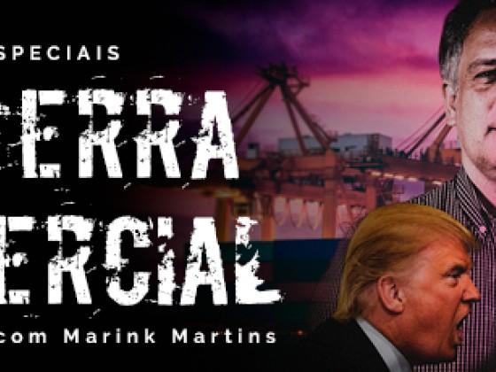 A Guerra Comercial -  Episódio 7: Falcões X Dragões